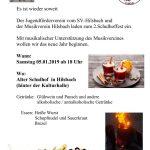 2. Schulhoffest in Hilsbach