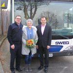 Mehr als 22 Jahre Dienst bei der SWEG