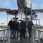 50 Jahre Erstflug Tupolev Tu-144