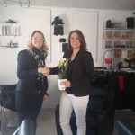 Neues Friseurgeschäft in Helmhof