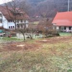 Landschaftspflegearbeiten rund um den Zwingenberger Hof