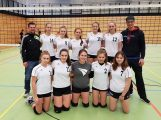 Nachwuchs Volleyballerinnen des Wilhelmi-Gymnasiums Sinsheim qualifizieren sich für Landesfinale in eigener Halle