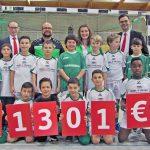 81.301Euro Spenden gesammelt