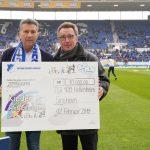 """10.000 Euro für Aktion """"warmHERZig"""""""