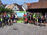 Mountain-Bike-Tour mit OB Jörg Albrecht