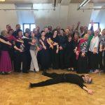 2. Tanzsportwochenende des TSC Blau Gelb Angelbachtal