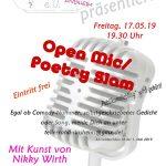 Kulturverein Tellerrand Sinsheim e.V. lädt zum Open Mic ein