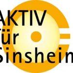 """""""Aktiv für Sinsheim""""- Kandidaten für die Gemeinderatswahl nominiert"""