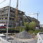 Sinsheim: Arbeiter stürzt von Rohbau