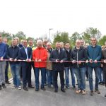 """Baugebiet """"Ob der Ziegelhütte II"""" im Stadtteil Reihen offiziell übergeben"""