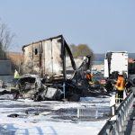 A6/Sinsheim: Tödlicher Unfall am Stauende