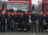 Hilfstransport in die ungarische Partnerstadt Barcs