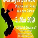 """Frühjahrskonzert """"Schlagerparade"""""""
