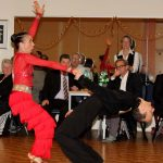 Deutscher Vizemeister über zehn Tänze