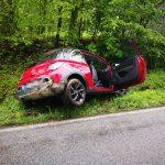 Schwerer Verkehrsunfall zwischen Hilsbach und Elsenz
