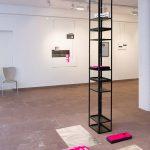 """Multimedia-Installation """"DUPLEX"""" von Ulrike Thiele"""
