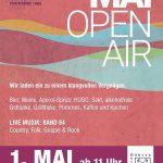 Mai Open Air