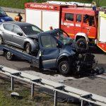 Kirchardt: Tödlicher Auffahrunfall auf der Autobahn 6