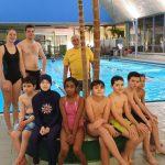 Schwimmausbildung durch Spende