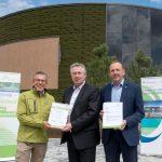 AVR Energie beliefert die Sinsheimer Klima Arena mit Naturstrom aus 100% Wasserkraft