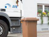 Abfallbehälter zur Leerung richtig bereitstellen