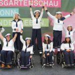 """""""Rhythm on wheels"""" auf der Bundesgartenschau"""