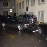 Eppingen: Geparkte Autos bei Unfall zusammengeschoben