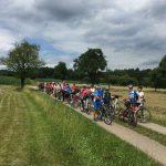 Rad fahren mit dem Touren-Guide