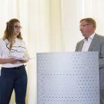 Pflegebevollmächtigter der Bundesregierung zu Gast im Bildungszentrum Gesundheit Rhein-Neckar