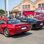 """Corvette & Friends"" Corvette und US Car Treffen"