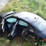 Fürfeld: Audi prallt gegen A6-Brücke