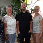Besuch des Sinsheimer Longué-Komitees in der Partnerstadt