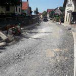 Sanierung Michelfelder Straße in Waldangelloch