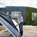 Sinsheimer Klima Arena setzt auf nachhaltige Technik bei  der Warmwassererzeugung