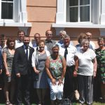 Reise der Sinsheimer Delegation nach Barcs