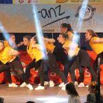 TSC Rot Gold Sinsheim Tanzvorführung Stadtfest