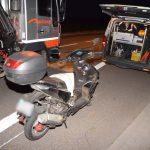 Elsenz: Rollerfahrerin bei Sturz schwer verletzt