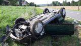 Helmstadt-Bargen: Beim Gegenlenken überschlagen – K4188 nach Unfall gesperrt