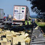 Am Stauende das Lenkrad verrissen – Langer Stau nach Unfall auf A6 bei Kirchardt