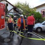 Daisbach: Kellerbrand in Mehrfamilienhaus
