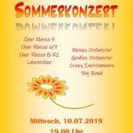Sommerkonzert ASG NBH