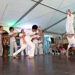Breitensportler und Spitzensportler trafen sich beim Fest des Sports in Angelbachtal