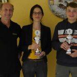 Fabian Hummel und Anna Muth beste Einzelschützen