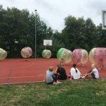 Bubble Ball – Bewegung und Vergnügen pur