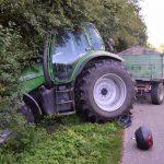 Sinsheim  – Rollerfahrerin bei Unfall mit Traktor schwer verletzt