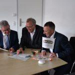 Justizminister Guido Wolf zu Gast in Sinsheim