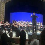 Europaorchester mit Junger Philharmonie Rhein-Neckar begeisterte in Vichy