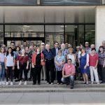 In Stuttgart hinter die Kulissen der Landespolitik geblickt
