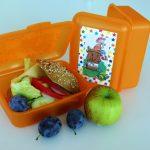 Pausenbrotdosen für Schulanfänger