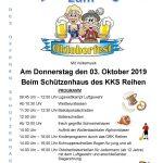 KKS Reihen Oktoberfest